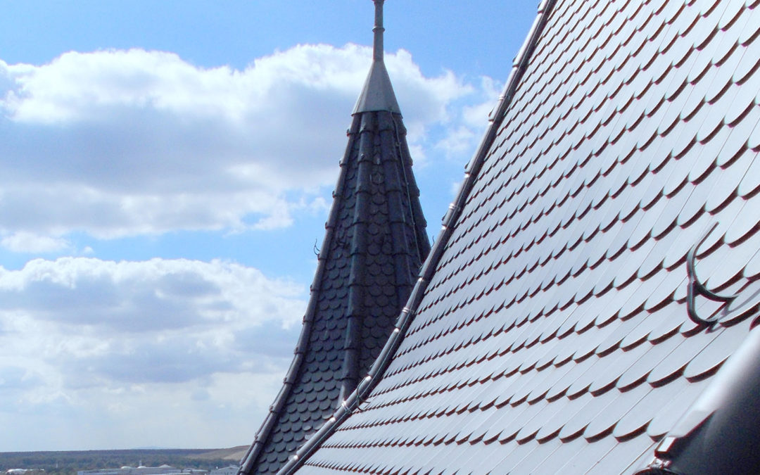 Wasserturm in Dessau